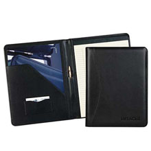 Ambassador Leather Padfolio