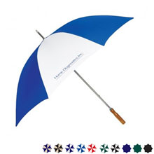 "Booster Economy Golf Umbrella, 60"" Arc"