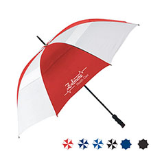 "Bogey Vented Golf Umbrella, 60"" Arc"