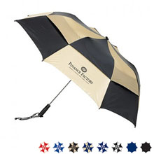 "Champ Auto Open Golf Umbrella, 58"" Arc"