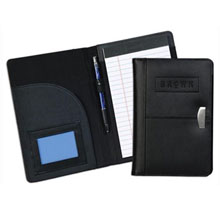 Achiever Leather Junior Padfolio