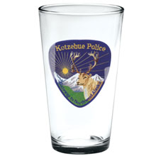 ColorBurst™ Full Color Pint Glass, 16oz. - Free Set Up Charges!