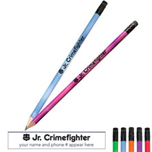 Jr. Crimefighter Mood Pencil