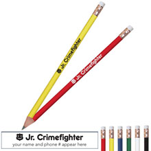 Jr. Crimefighter Pricebuster Pencil