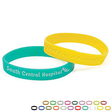 Silicone Awareness Wristband Bracelet - Free Shipping!