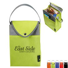Non-Woven Lunch Cooler - Free Set Up Charges!