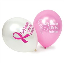 Early Detection Balloon Decoration Pack, Stock