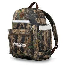 Heritage Supply™ Camo Computer Backpack - Closeout, On Sale!