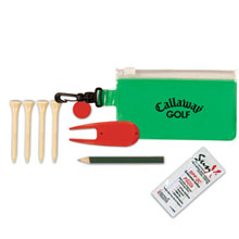 Clip 'N Go Golf Kit