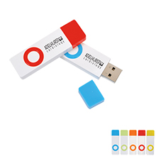 Color Pop USB Flash Drive, 4GB