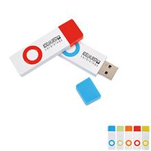 Color Pop USB Flash Drive, 4GB