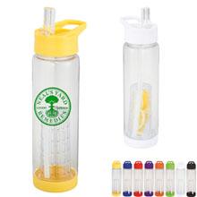Tutti Frutti Infuser Tritan Sports Bottle, 25oz., BPA Free