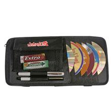 Multi-Purpose CD/DVD Visor Caddy