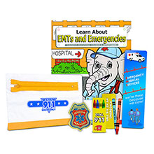 EMT Educational Kit, Stock