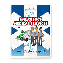 Emergency Medical Services Full Color Litterbag