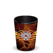 ColorBurst™ Ceramic Shot Glass. 1.5oz.