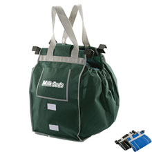 Fold-Up Reusable Grocery Tote