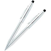 Cross® Century II Lustrous Chrome Ballpoint Metal Gift Pen