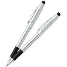 Cross® Century II Lustrous Chrome Rollerball Metal Gift Pen