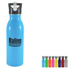 Element Stainless Steel Sport Bottle, 21oz., BPA Free