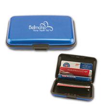 Aluminum Business Card Wallet