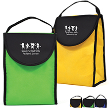 Fold-Up Lunch Bag