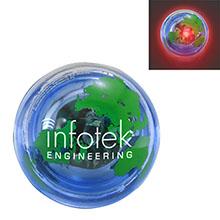 Globe Flashing Light Ball