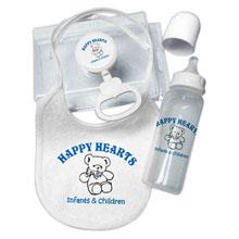 Baby Bib Box Gift Set