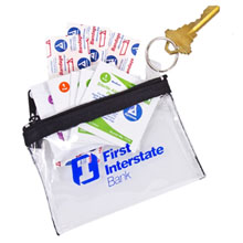 Clearly On-the-Go First Aid Kit