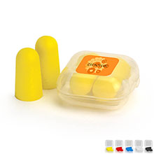 Colorful Ear Plug Pack
