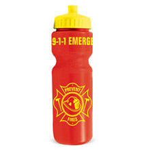 Dial 911 Emergency Bike Bottle 28oz., Stock