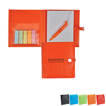 Mini Office Notepad w/ Sticky Notes