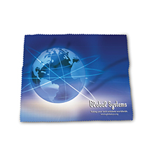 "ColorBurst™ Microfiber Cloth, 6"" x 7"""
