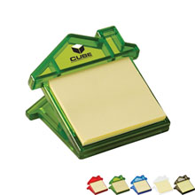 Home Sweet Home Sticky Pad Memo Clip