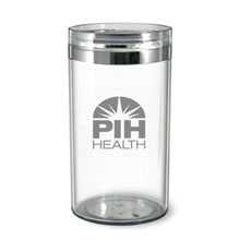 Large Circle Canister, 42oz.