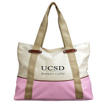 Ashley Pink Tote