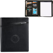 Cross® Zippered Leather Padfolio and Pen Bundle Set