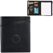 Cross® Zippered Leather Padfolio