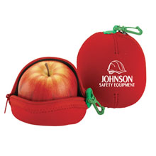 Apple Fruit Buddy Neoprene Pouch
