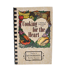 Cooking For The Heart Cookbook, Stock
