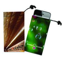 ColorBurst™ Microfiber Electronics Pouch