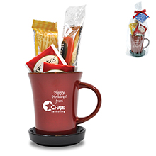 Appreciation Tea Mug Gift Set, Custom