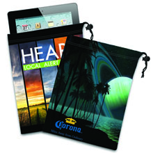 ColorBurst™ Microfiber iPad Mini/Tablet Pouch