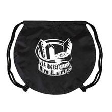 Drawstring Backpack - Hockey Puck