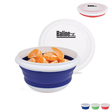 Collapsible Silicone Food Bowl