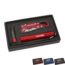 Micro Multi Tool & Flashlight Set