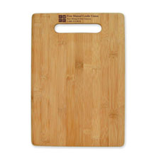 "Bamboo Cutting Board Large, 8-1/2"" x 11"""