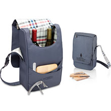 Wensleydale Wine & Cheese Tote Set - Carnaby St. Collection