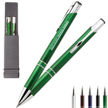 Ali Ballpoint Pen & Mechanical Pencil Gift Set