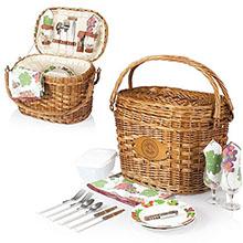Romance Picnic Basket Set